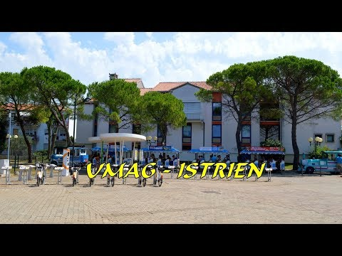 Kroatien - Istrien - Umag in HD