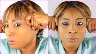 ANTI AGING FACIAL MASSAGES 10 MINUTES,  NECK JAWLINE EYES FOREHEAD CHEEKBONES |Khichi Beauty