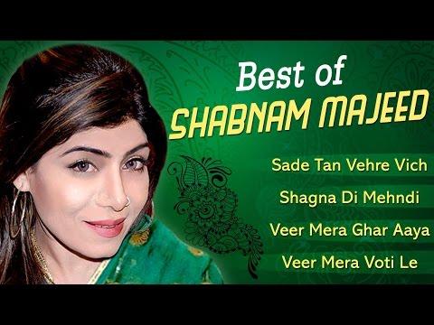 Best Of Shabnam Majeed - Pakistani Hit Songs - Top Punjabi Songs - Musical Maestros