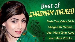 Best Of Shabnam Majeed - Pakistani Hit Songs - Top Punjabi Songs - Musical Maestros