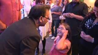 SUPERNATURAL  HEALING !!!   Young Girl Healed of a Deaf Ear! - The Way World Outreach