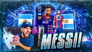 FIFA 21 LIONEL MESSI IM PACK 🔥😱 Bestes RTTF FREEZE Pack Opening