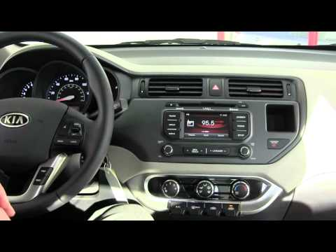 2012 Kia Rio Sedan First Look 1 2 Universal KIA