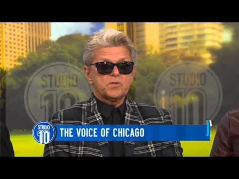 Peter Cetera: The Voice Of Chicago | Studio 10
