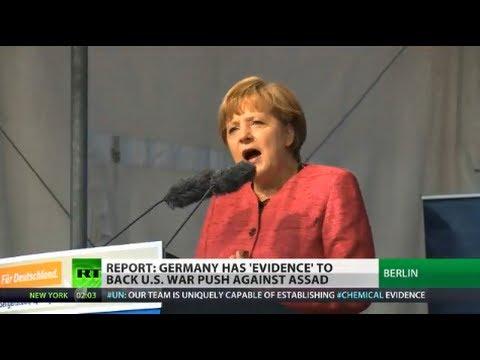 Chemical Clues: German intel has
