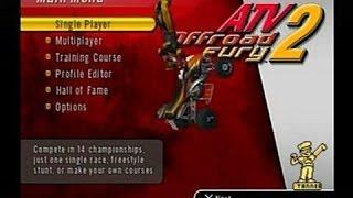 Grab Box - ATV Off Road Fury 2 (PS2)