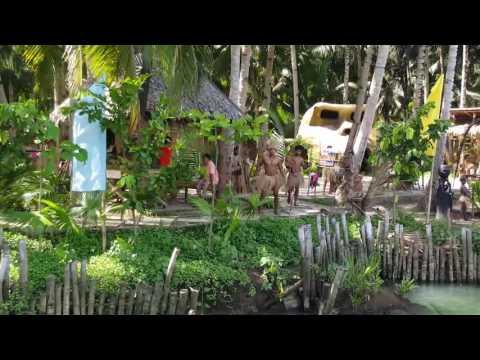 Ati tribe, Bohol island, Philippines