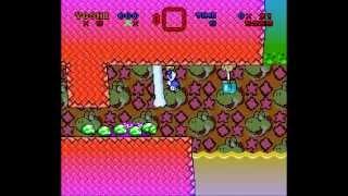 Super Mario World Hack - Yoshi's Strange Quest, Episode 10 (The Rest Part 2)