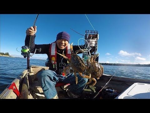 How To Setup A Crab Snare And Crab Hawk To Catch Crab