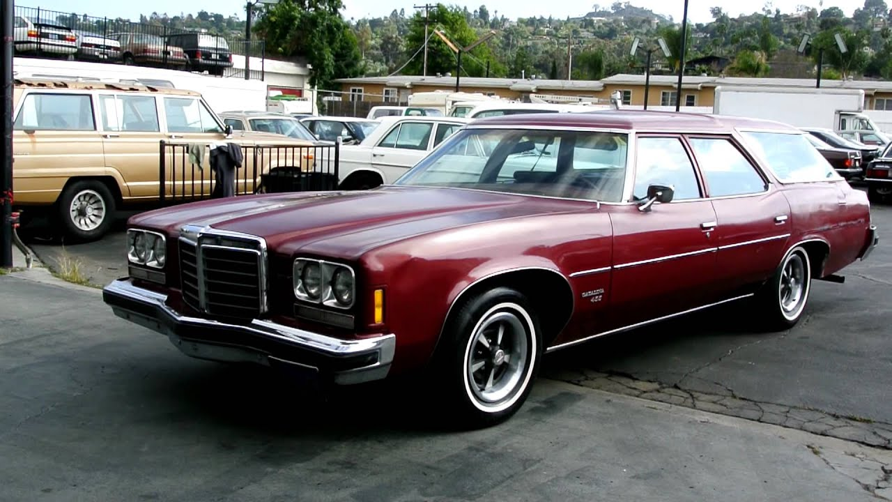 Buy used 1975 Pontiac Catalina Safari Station Wagon in ... |1975 Catalina Station Wagon Buick
