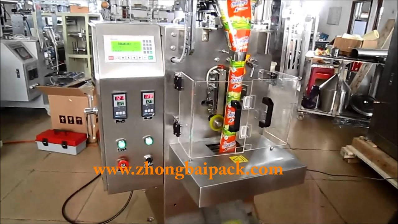Detergent Powder Packing Machine Washing Powder Packing