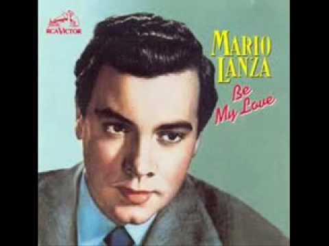 Mario Lanza sings Santa Lucia