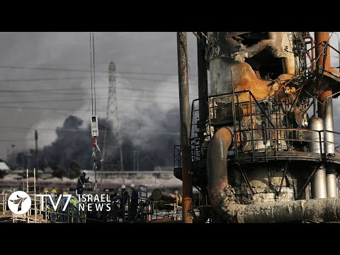 Prospects of Iran-U.S. conflict intensifies - 16.9.19 TV7 Israel News
