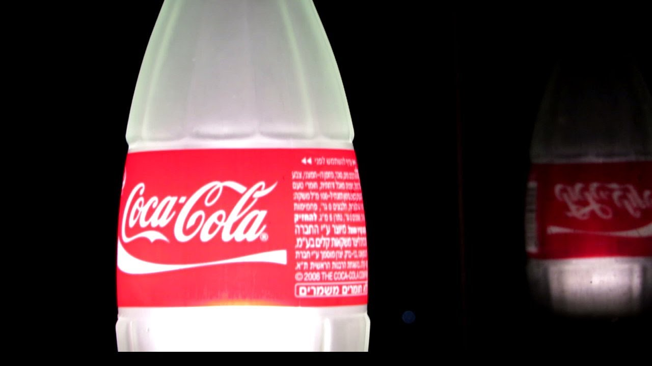 How To Make a Table Lamp from a Recycled COCA COLA Glass Bottle ...