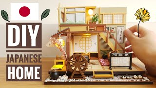 DIY Miniature Japanese Traditional Home