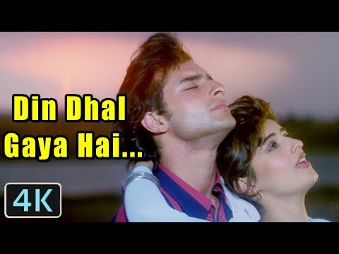 'Din Dhal Gaya Hai' Full 4K Video Song |...