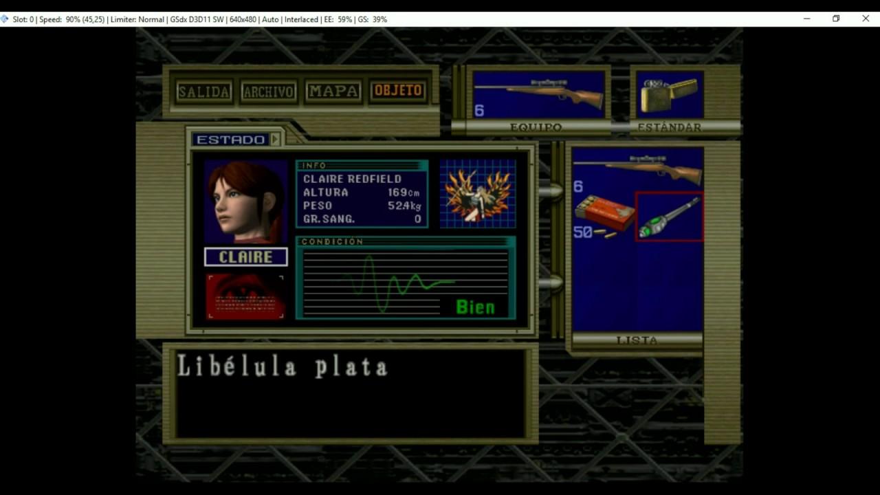 Resident Evil <b>Code</b>: Veronica X (<b>PCSX2</b>) - <b>Cheat</b> engine - YouTube