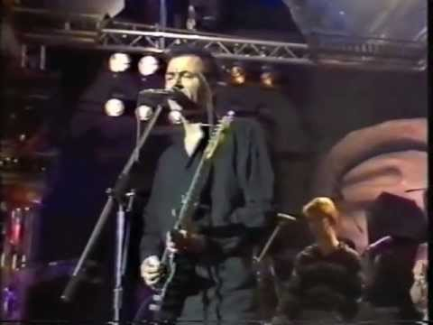 The Stranglers on The Tube 1984