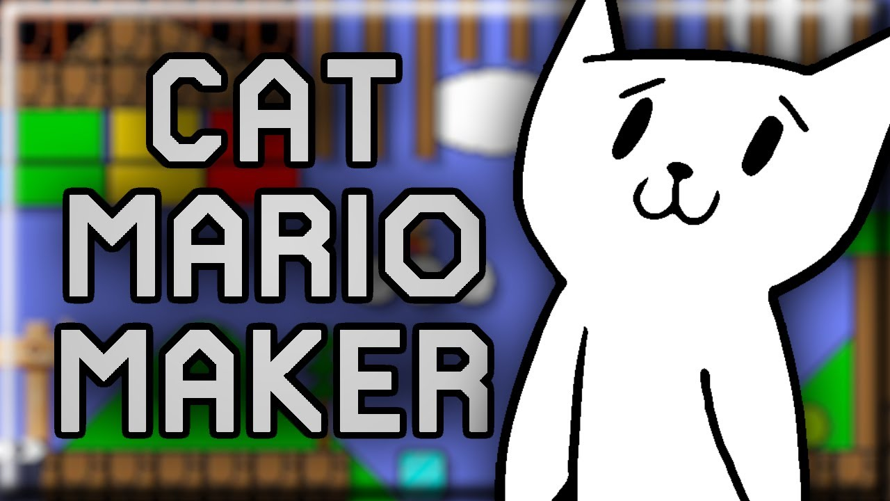 I HACKED Cat Mario/Syobon Action into Super Mario Maker 2! (Extra Game Style)