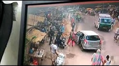 Madangiri dakshinpuri delhi live murder ravan  September 2016