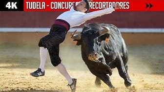 Imagen del video: Concurso de recortadores de Tudela