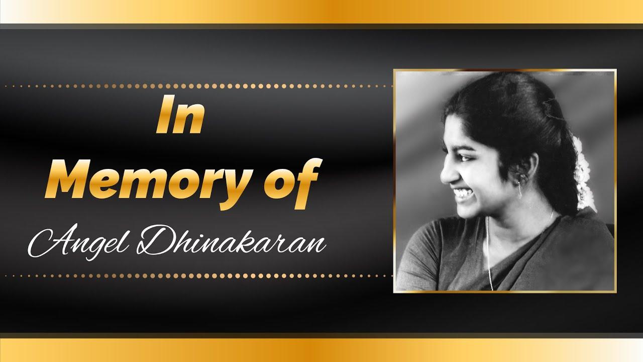 Angel Dhinakaran's 31st Memorial Day | Jesus Calls