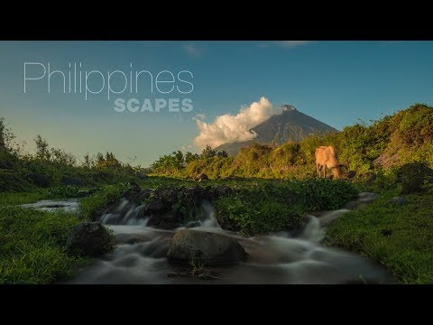 14 MONTHS IN THE PHILIPPINES timelapse 4K