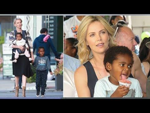 Charlize Theron Raising 7 Yr Old Son As Transgender Girl!
