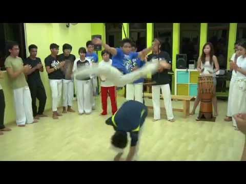 Brazilian Capoeira - Fight, Dance, or Game?