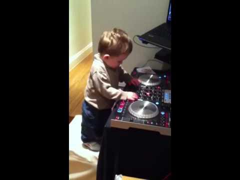 15 month old DJ