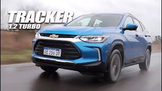Nueva Chevrolet Tracker (1.2 turbo Premier) - Test - Matías Antico - TN Autos