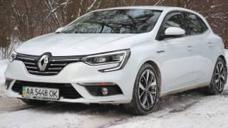 Новый Renault Megane | Тест-драйв
