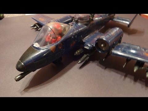 HCC788 - 1984 Cobra Rattler - G. I. Joe toy review! HD