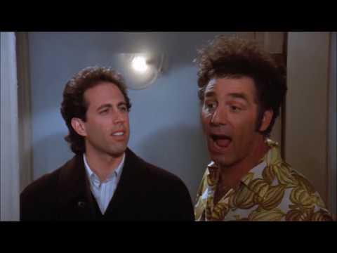Seinfeld - George Hates the Jews - YouTube