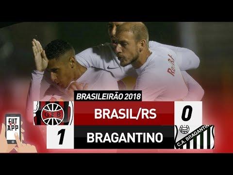 BRASIL/RS 0X1 BRAGANTINO 1ª RODADA (SÉRIE B 2019)