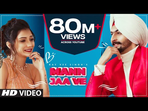 Mann Jaa Ve (Full Song) Kay Vee Singh Ft. Khushi Punjaban   Cheetah, Ricky Malhi   Punjabi Song 2020