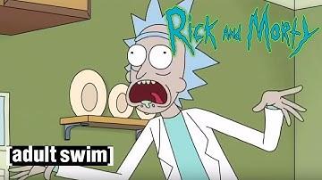 Das Beste von Rick 2 | Rick & Morty | Adult Swim