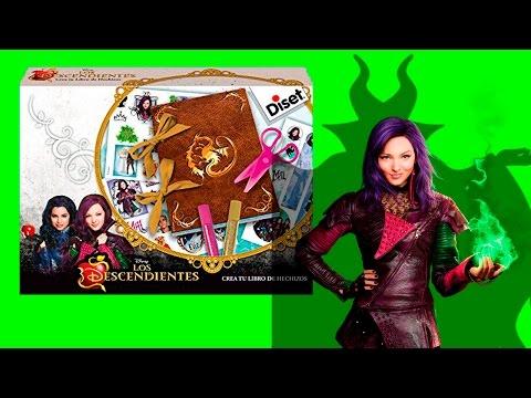 Libro de Hechizos de la pelicula Los Descendientes juguetes Disney