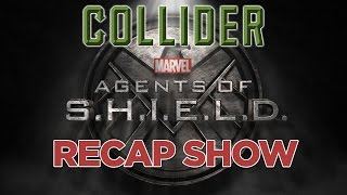 "Agents of Shield Recap and Review Show - Season 3 Epsidoe 8 ""Many Heads, One Tale"""