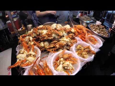 Mike's Food and Travel Journal: Taipei Raohe Street Night Market (饒河街觀光夜市)