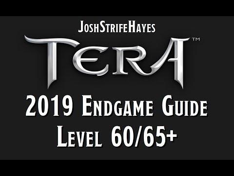 An Endgame Guide to TERA - 2019
