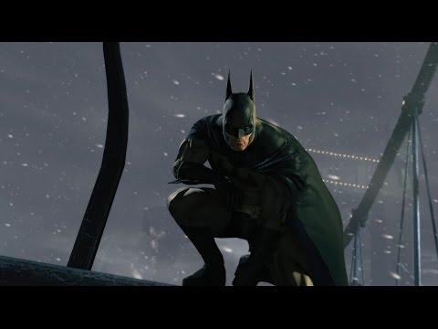 Batman: Arkham Origins (PC)(The Long Halloween Suit Walkthrough)[Part 9] - Firefly