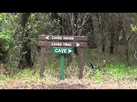 Visit to NgILGI Cave, Yallingup, WA