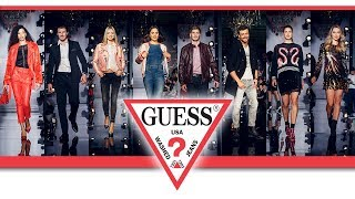 Guess Fashion Show Amazes Guests of Geneva! | Geneva Forex Event