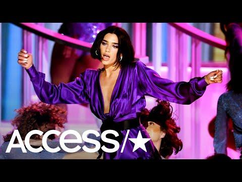 Dua Lipa Talks 'New Rules' 2018 Billboard Music Awards Performance & Gushes Over The Royal Wedding