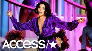 Dua Lipa Talks 'New Rules' 2018 Billboard Music Awards Performance & Gushes Over The Royal Wedding