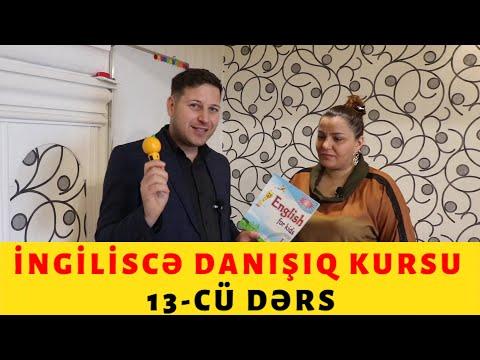 İngiliscə pulsuz danışıq kursu - 3-CÜ DƏRS / CAN FEİLİ from YouTube · Duration:  8 minutes 46 seconds