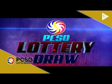 PCSO 4 PM Lotto Draw, October 26, 2018
