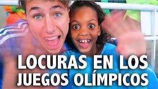 Locuras en Los Juegos Olimpicos / Juanpa Zurita