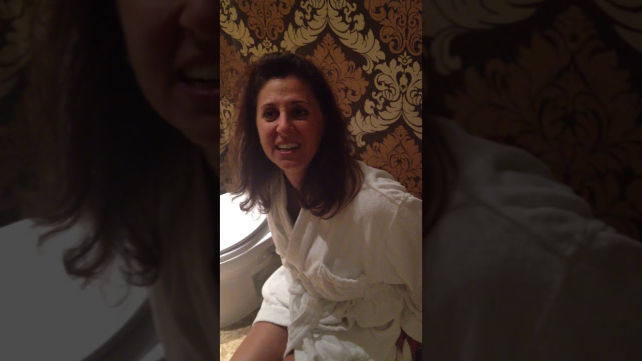 How To Use a Hotel Bidet by Honest Kim (Or How Not To Use a Bidet